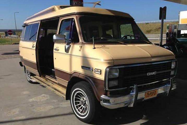 '83 GMC Vandura