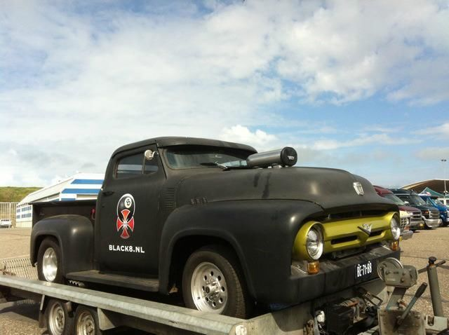 '54 Ford F100