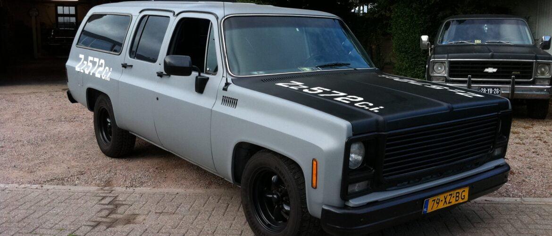 Chevrolet Suburban Zz 572cui