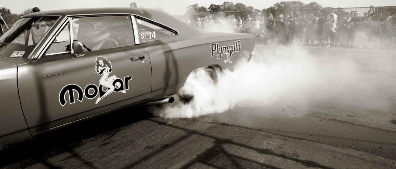 Original Plymouth Roadrunner uit 1969