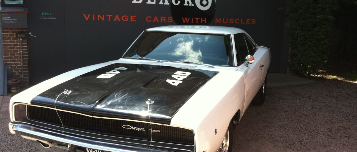 '68 Dodge Charger 440