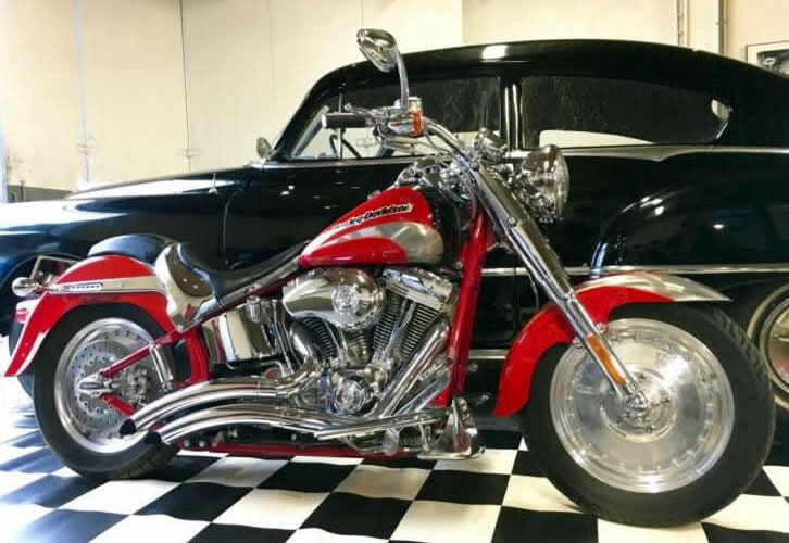 Harley-Davidson FAT BOY Screamin Eagle