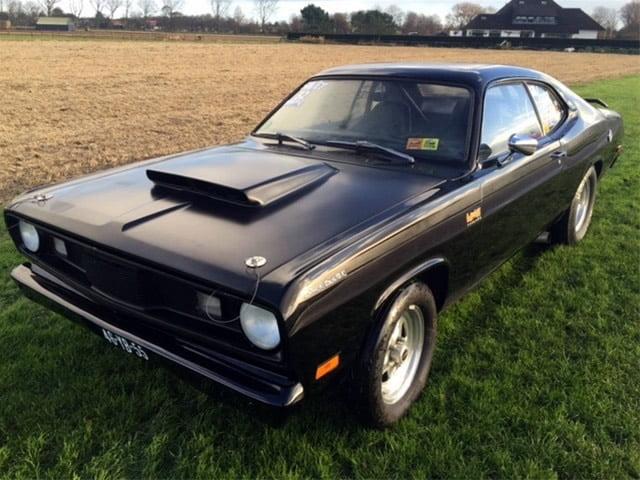 Garagebedrijf Black8 - Dodge Plymouth Duster 440ci 400pk