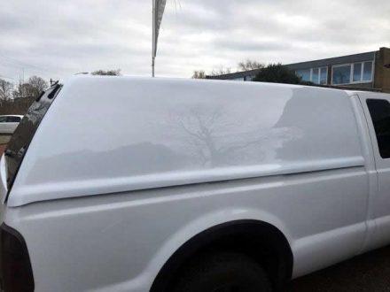Garagebedrijf Black8 - Ford F250 2wd V8 2007