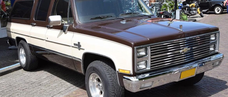 '73 Chevrolet Suburban Silverado