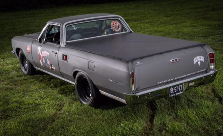 Chevrolet El Camino Dragrace auto 383 stroker