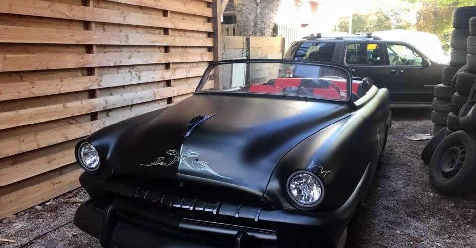'53 Plymouth Cranbook Belvedere