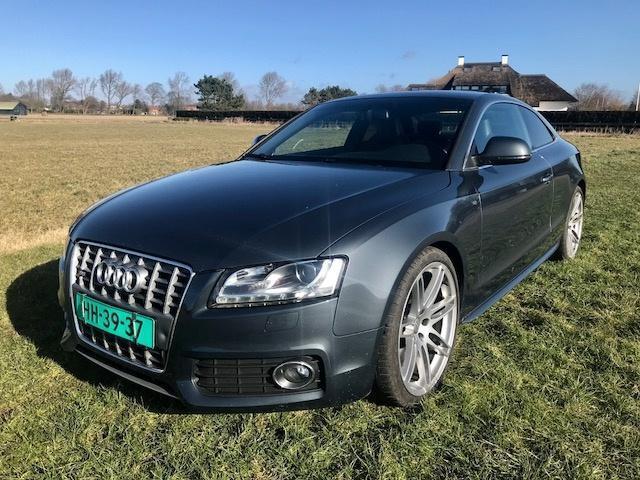 Audi S5 Coupé 4.2 FSI S5 quattro- Garagebedrijf Black8