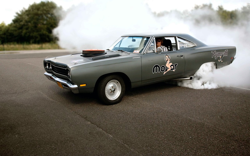 '69 Plymouth Roadrunner