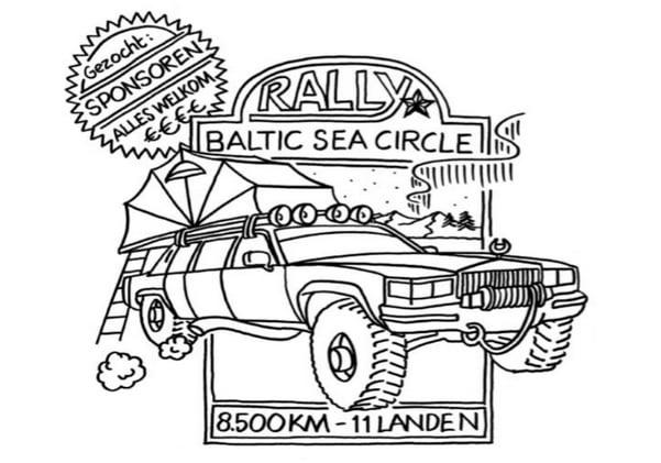 Rally Baltic Sea Circle