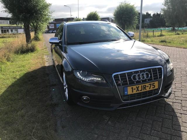 Dikke Audi S4 Avant Quattro