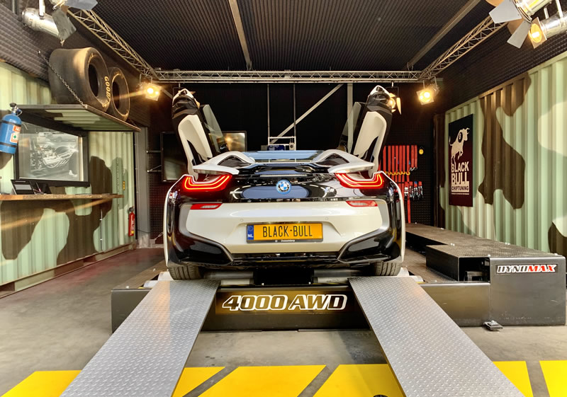 BMW chiptuning en vermogensbank in Castricum Noord Holland