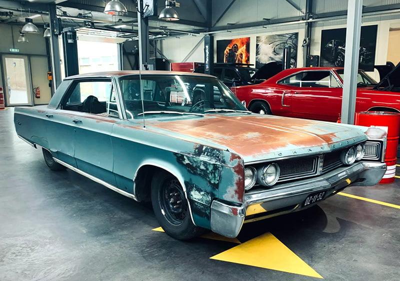 Chrysler importeren uit Amerika en rijden in Nederland