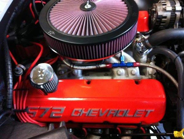 572 chevrolet motorblok crate engine