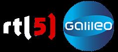Black8 met Mopar Roadrunner in RTL programma Galileo tegen Daf 33