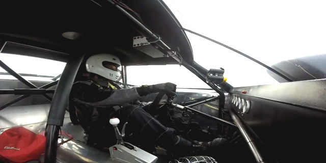 Plymoouth Cuda Mopar stroker 500ci dragrace in Drachten Nederland