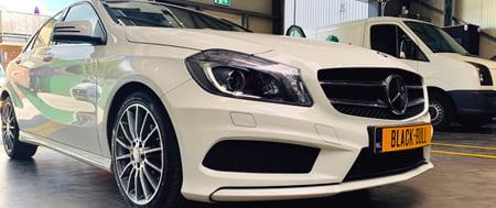 Chiptuning Mercedes A klasse