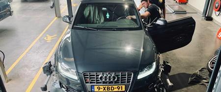 Audi S5 chiptuning voor meer vermogen