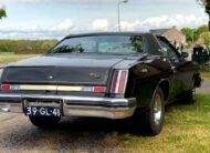 1975 Oldsmobile Cutlass Supreme Hurst benzine lpg apk t-top 350 5.7 Hurst racing uitvoering kofferbak
