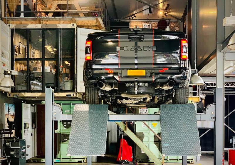 Onderhoud voor alle Dodge merken waaronder Dodge Ram