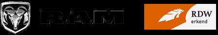 Dodge Ram dealer RDW erkend