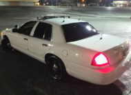 2009 Ford Crown Victoria K9 unit