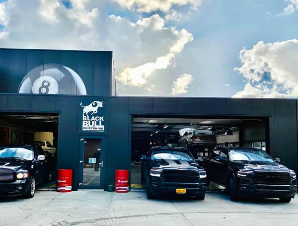 Garage in omgeving van haarlem volendam hoorn zaandam zaanstreek voor onderhoud van dodge ram pickup