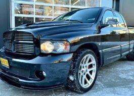 Te koop: Dodge Ram SRT10 V10 Viper