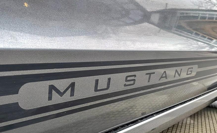 2014 Ford Mustang Shelby deur