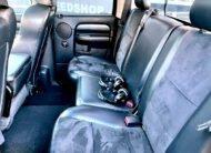 Te koop: Dodge Ram SRT10 V10 Viper metallic zwart achterbank