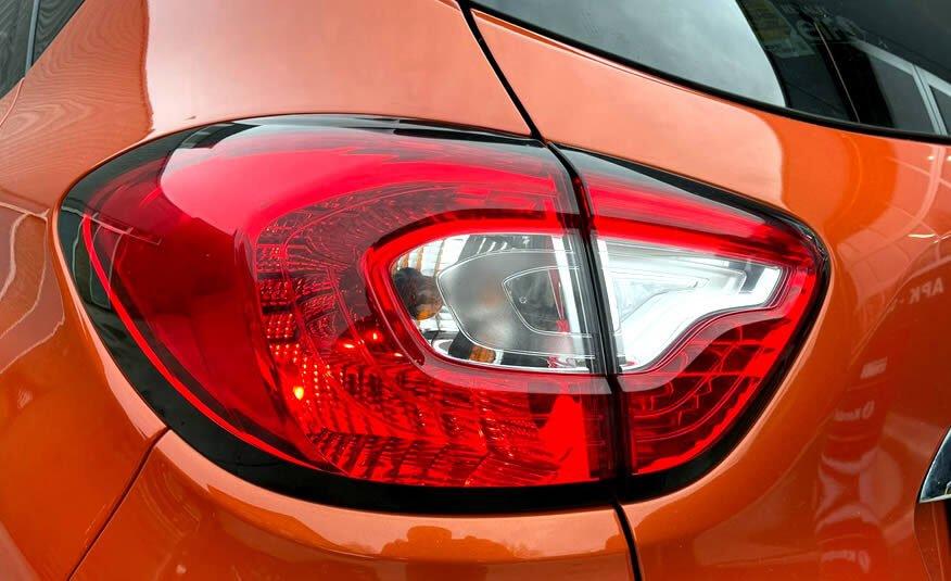 Renault Captur 0.9 TCe Dynamique achterlicht