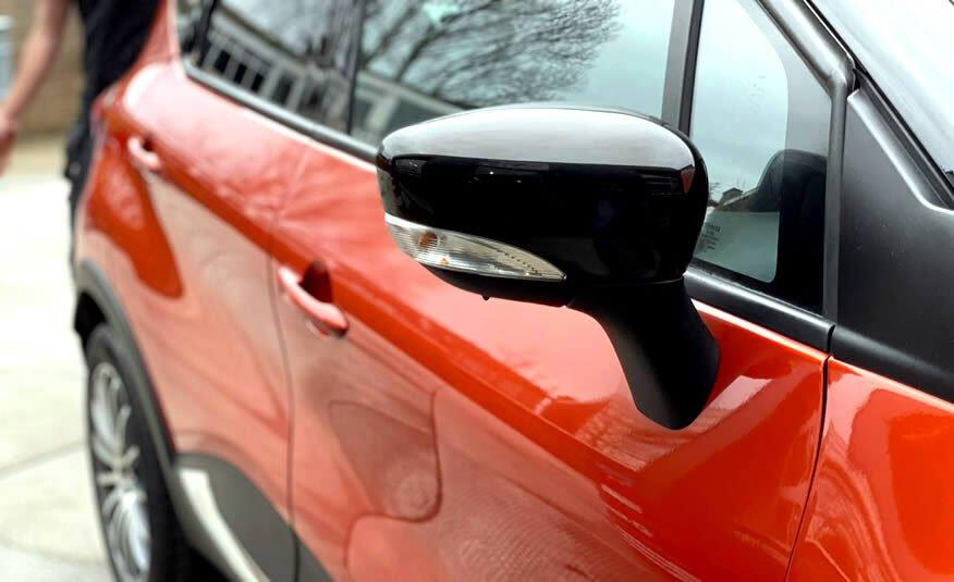 Renault Captur 0.9 TCe Dynamique spiegel