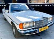Mercedes 230C 1979 Coupe