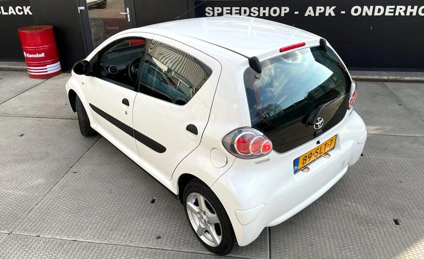 Toyota occasions dealer in Castricum