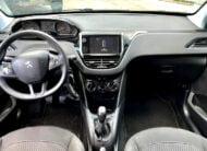 2017 Peugeot 208 dashboard