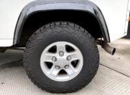 2000 Land Rover Defender 90 Hard Top wiel en banden
