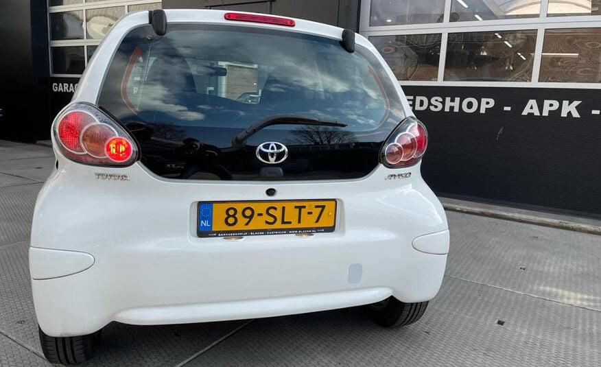 Garage in Castricum met Toyota te koop