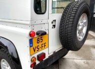 2000 Land Rover Defender 90 Hard Top achterklep