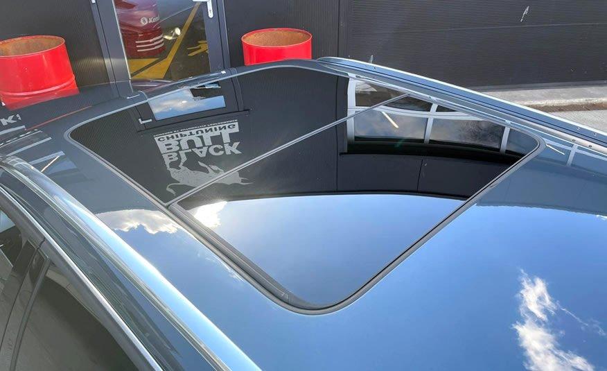 Audi S4 getuned 517pk V6 zeer snel chiptuning dakraam
