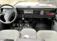 2000 Land Rover Defender 90 Hard Top voorstoelen