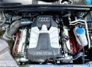 Audi S4 getuned 517pk V6 zeer snel chiptuning motorblok V6