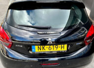 2017 Peugeot 208 achterklep