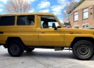 Te koop Toyota Land Cruiser 70 diesel