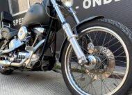 1986 Harley Davidson FXSTC 1340cc spaakvelgen