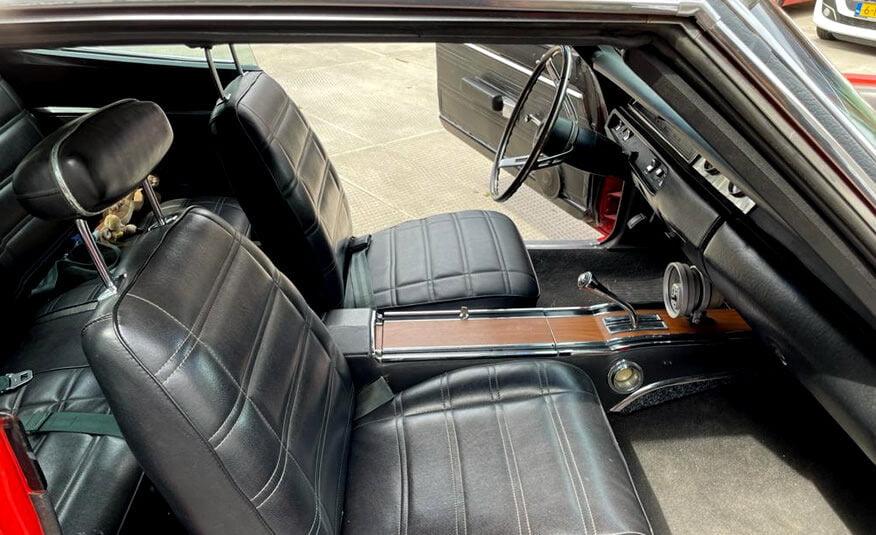 Te koop 1969 Plymouth Roadrunner 440 big block LPG kenteken California import geen roest Mopar muscle car in Nederland